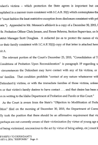 "State's Reply to Defendant's January 6, 2016, ""Response"" page 2"