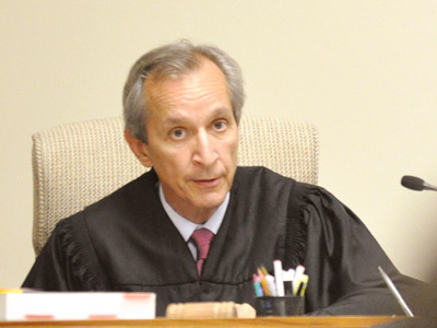 Judge John Stegner